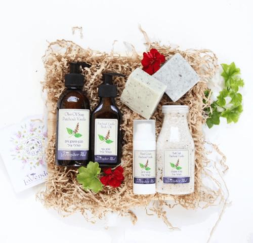 Natural Lavender Grooming Kits