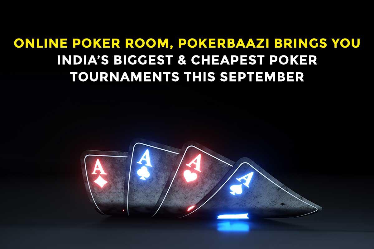 Play Online Poker at PokerBaazi