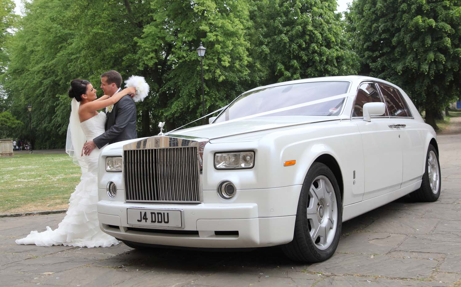 Rolls Royce Wedding Cars Leeds