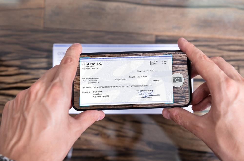mobile document scanner