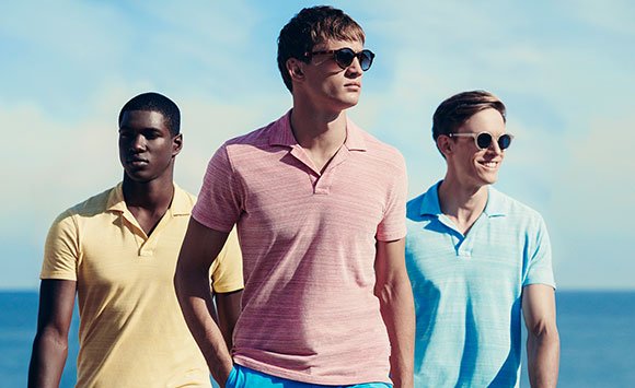 wholesale polo shirts for men