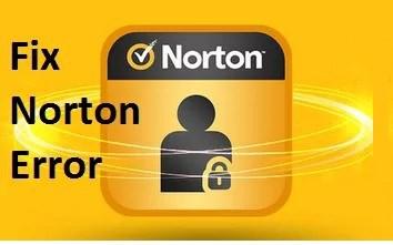 How to fix Norton antivirus related errors?