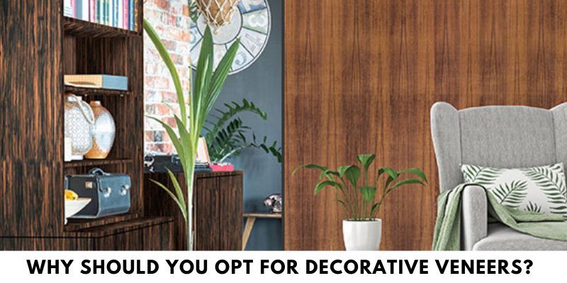 Why Should You Opt for Decorative Veneers