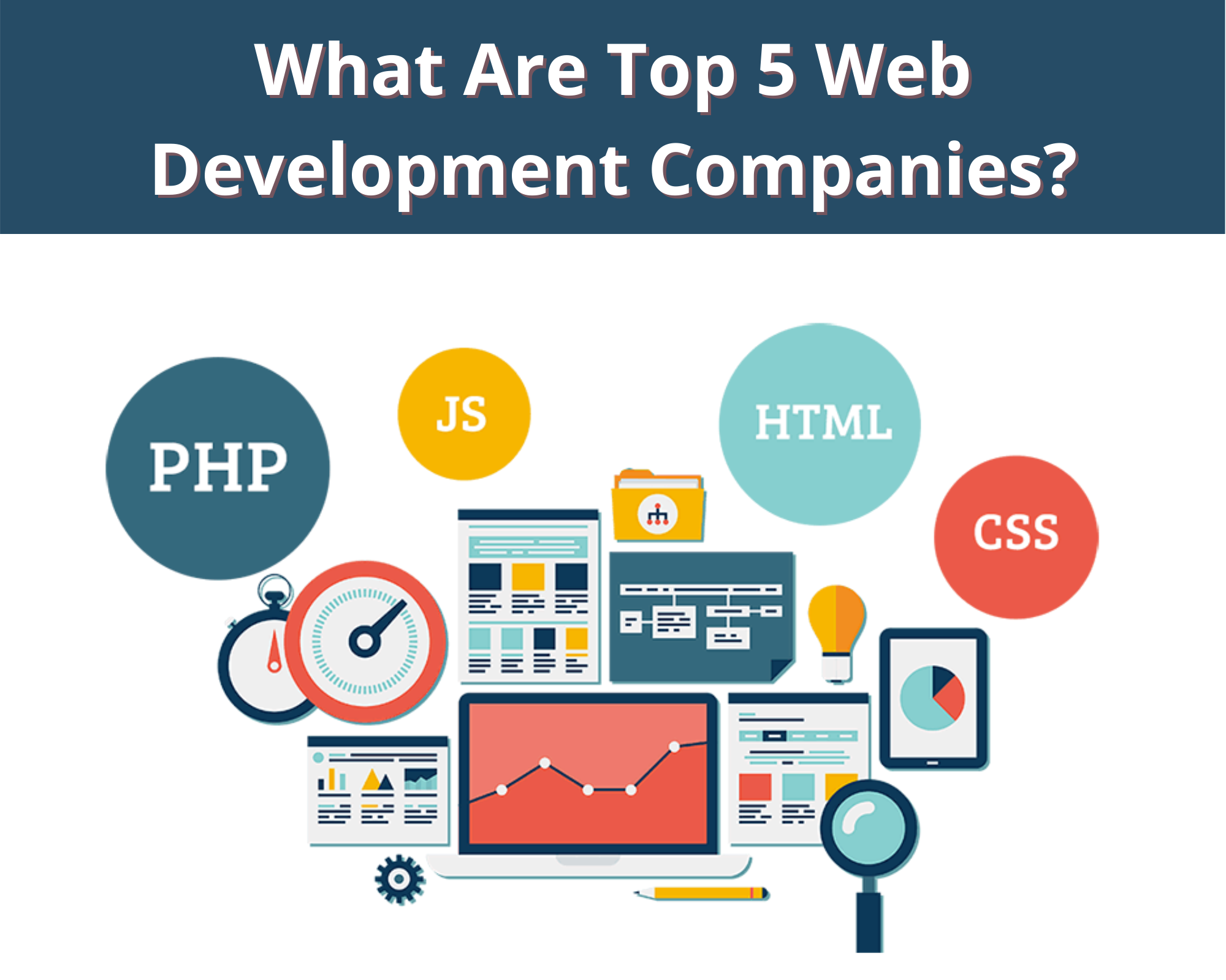 What Are Top 5 Web Development Companies?
