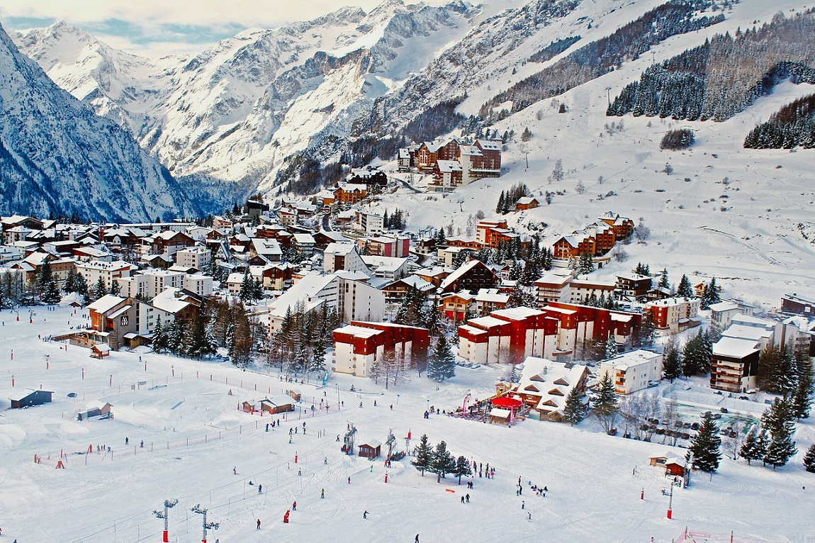 Asia's Top 5 Ski Resorts