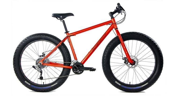 Aluminum Fat Bikes