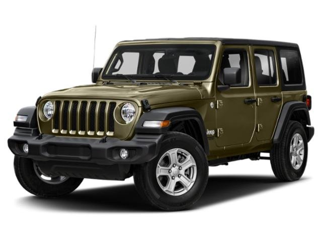 Lease or Buy a New Jeep