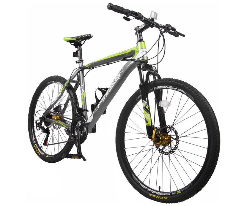Merax Finiss Aluminum Mountain Bike