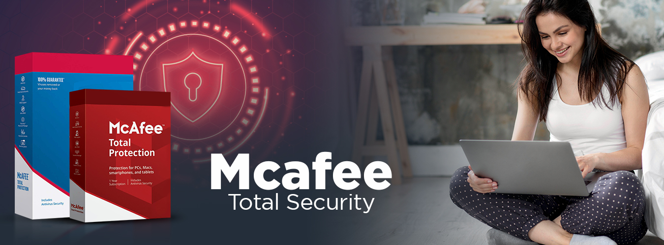 How to activate McAfee total security
