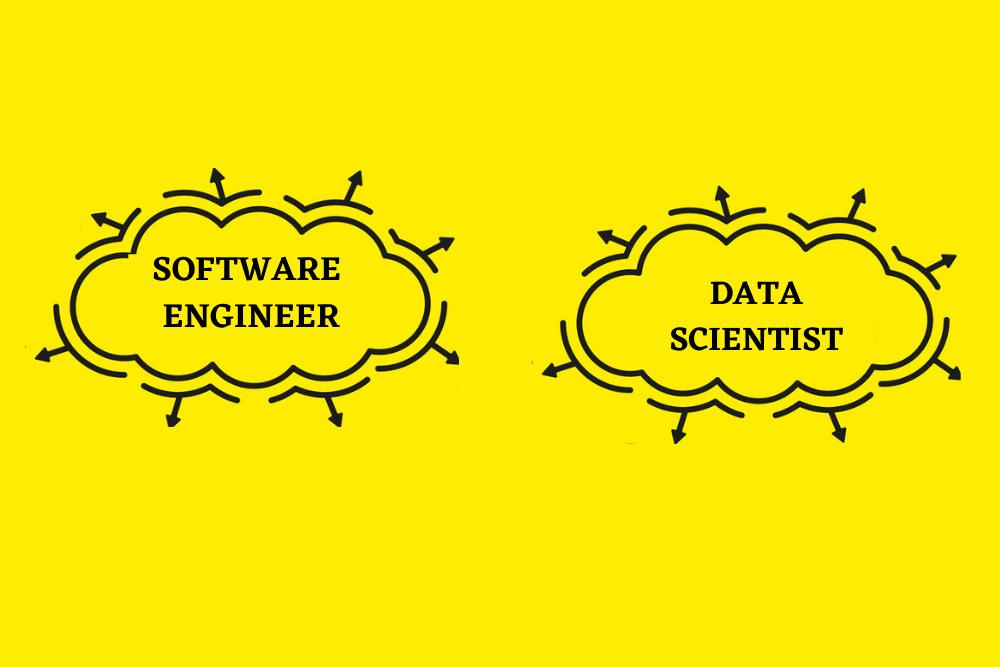 SOFTWARE ENGINEER VS DATA SCIENTIST
