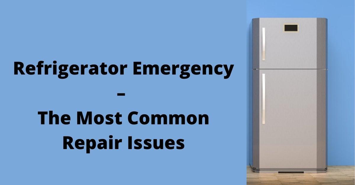 Refrigerator Emergency