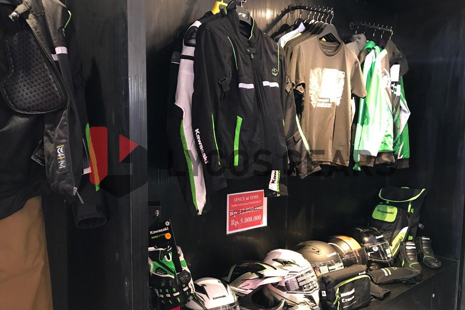 Kawasaki Racing Jacket