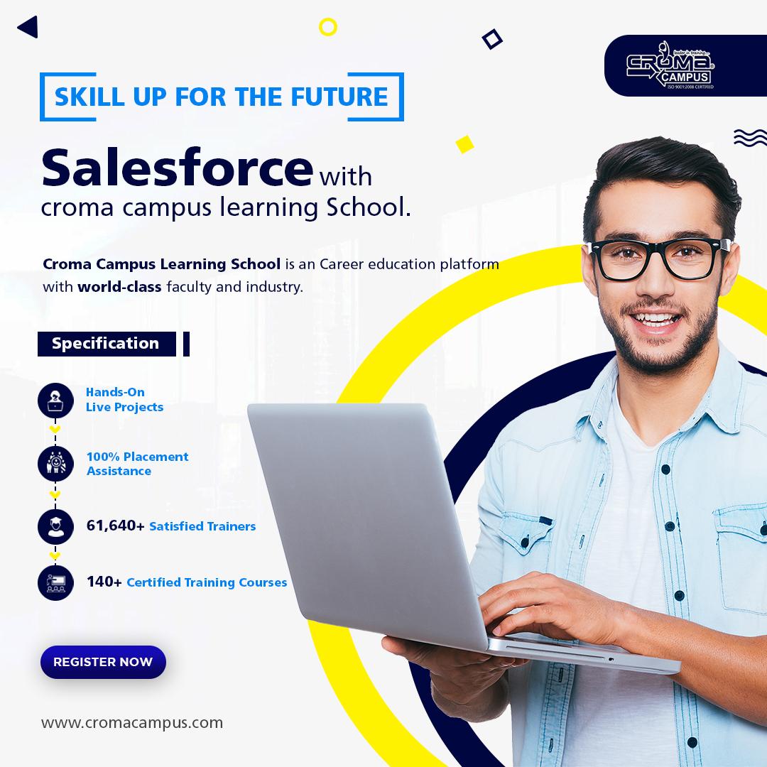 Salesforce Online Certification in Qatar