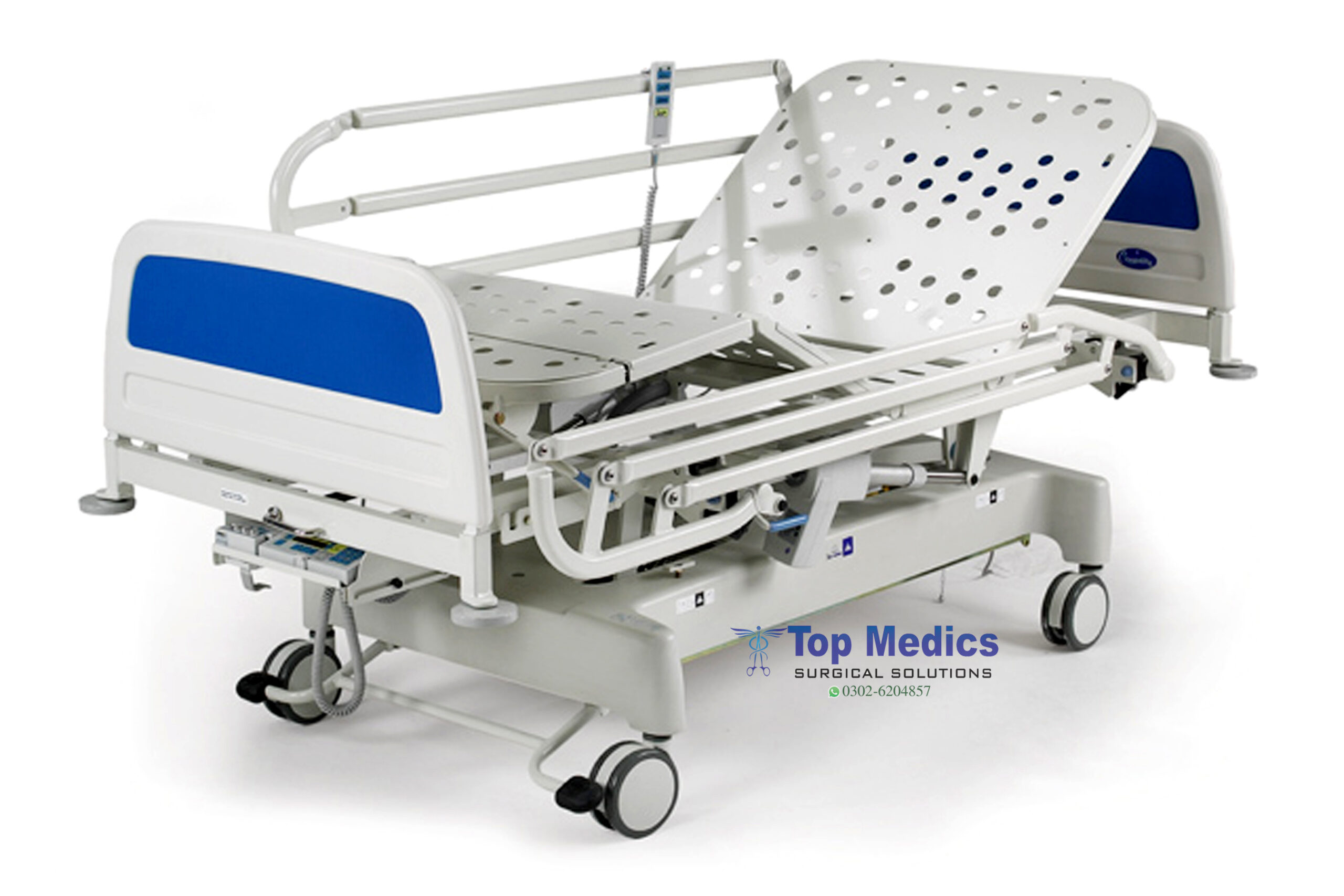 Electric Patient Beds-Necessary for Every Hospital