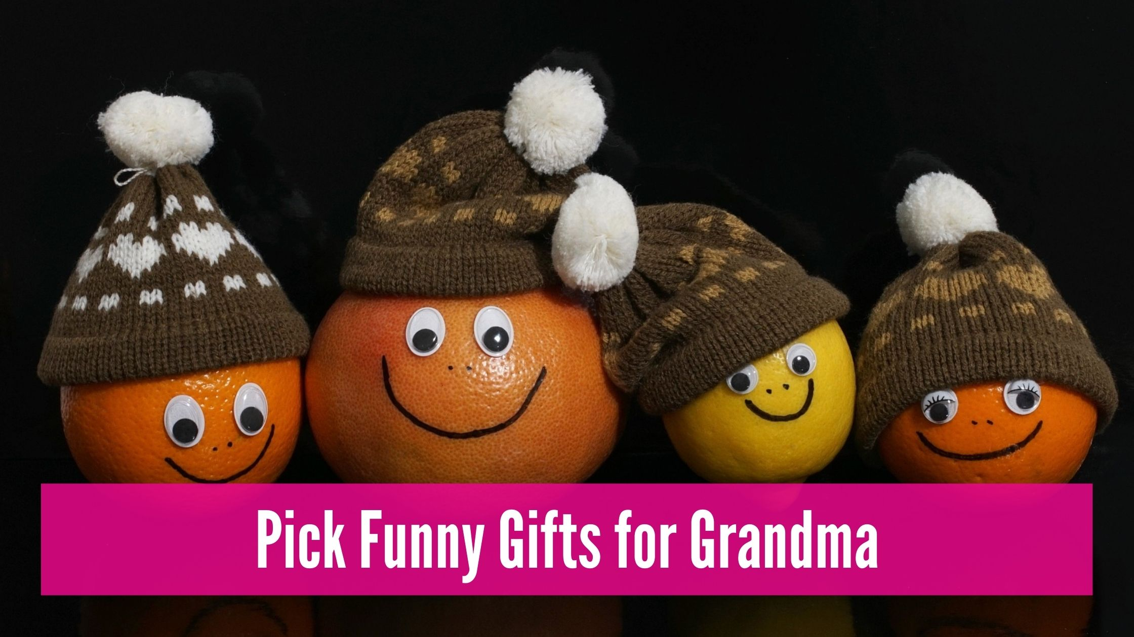 funny gifts for grandma