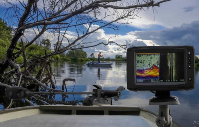 Best fishfinder for small lakes