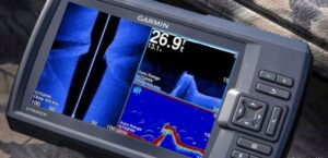 HawkEye Fishtrax 1C with HD Color Virtuview