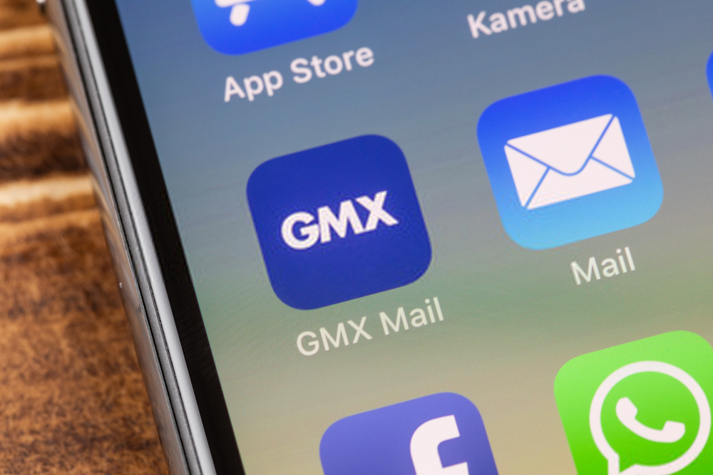 Sign into Your GMX Mail
