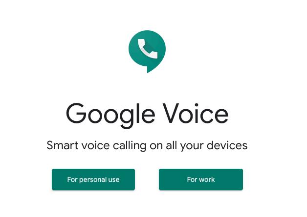 buy google voice number