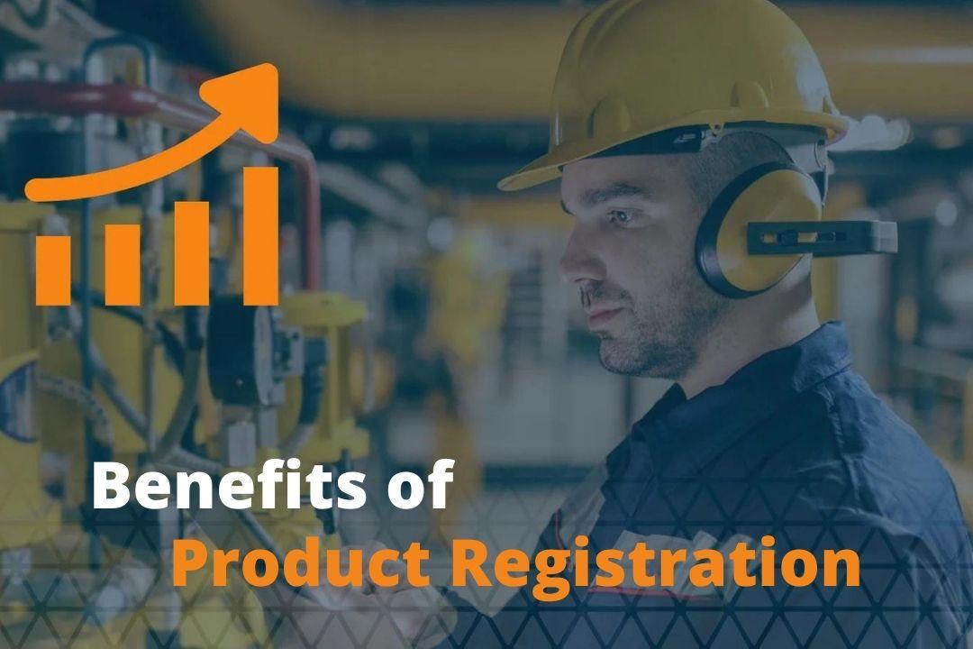 product registration benefits