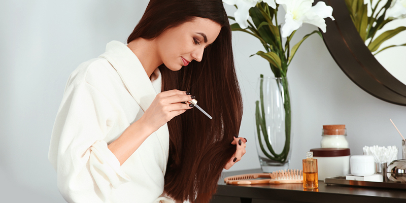 8 Steps to a Good Hair Care Routine