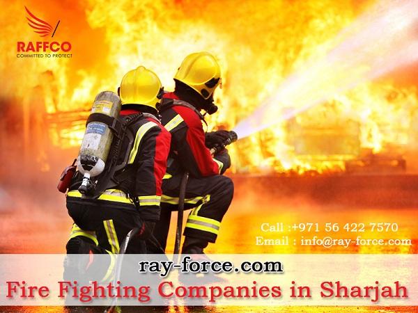fire fighting companies in dubai