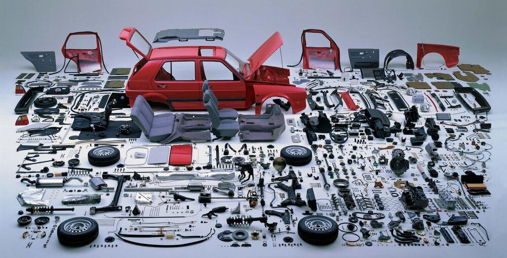 automotive parts dealers