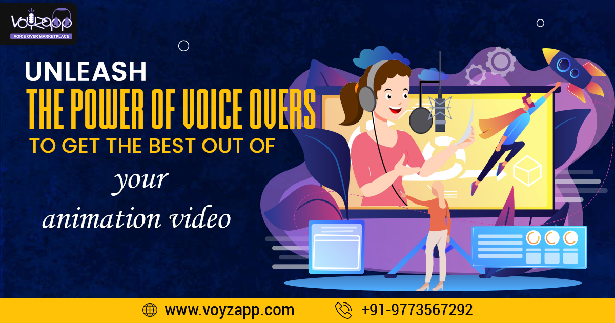 power of voice overs