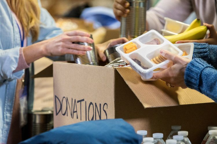 How your donations for food can help the most vulnerable?