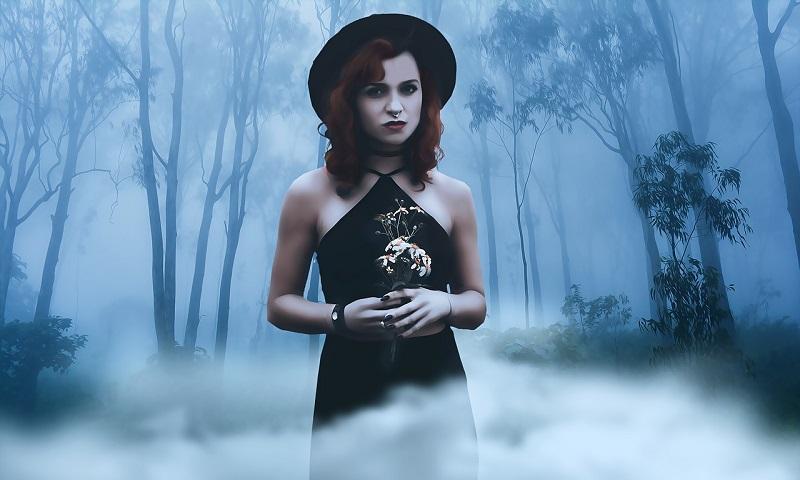 women's gothic dresses