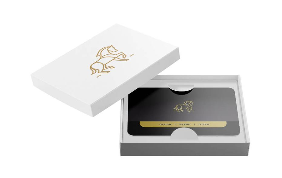 Custom Gift Card Packaging