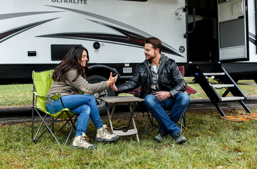 First RV Vacation