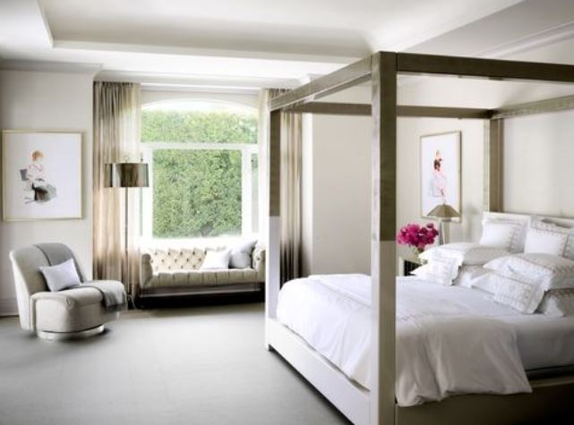 Decorate your room with double beds